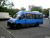 Москва. Нижегородец-2227 (Iveco Daily) м793во