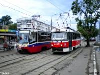 Москва. Tatra T3 (МТТА-2) №2320, 71-619КТ (КТМ-19КТ) №5401