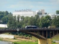 Витебск. Троллейбус АКСМ-32102 № 164, маршрут 1