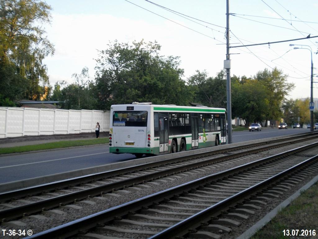 Москва. ГолАЗ-6228 вт164