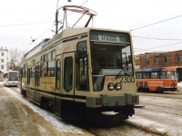 Москва. ЛТ-10 №2300, ТМРП-1 №2813, Tatra T3SU №2815