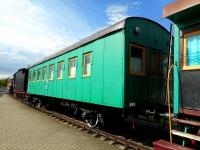 Брест. 2-хосный жёсткий пассажирский вагон