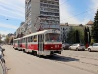 Самара. Tatra T3SU №880