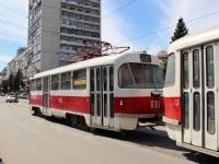 Самара. Tatra T3SU №881