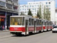 Самара. Tatra T6B5 (Tatra T3M) №1035, Tatra T6B5 (Tatra T3M) №1036