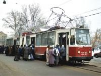 Санкт-Петербург. ЛВС-86К №3025