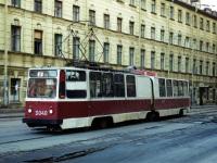 Санкт-Петербург. ЛВС-86К №3040