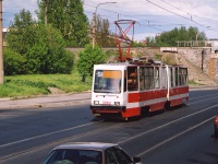 Санкт-Петербург. ЛВС-86К-М №3052