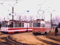 Санкт-Петербург. ЛВС-86К №3054, ЛМ-68М №5639