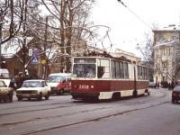 Санкт-Петербург. ЛВС-86К №3058