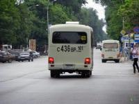 Таганрог. Hyundai County SWB с436вр, Hyundai County SWB ка499