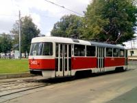 Москва. Tatra T3 (МТТА) №2402