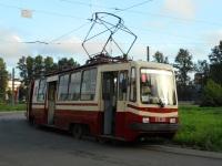 Санкт-Петербург. ЛВС-86К №8138