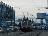 Санкт-Петербург. ЛВС-86К №5121