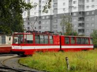 Санкт-Петербург. ЛВС-86К №3077