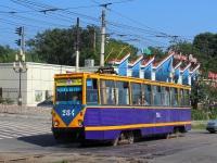 Владивосток. 71-605А (КТМ-5А) №284