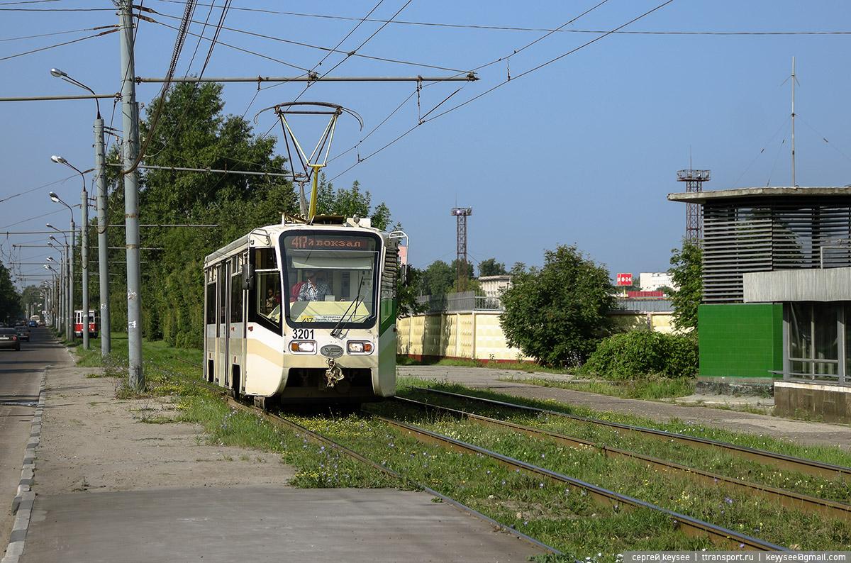 Нижний Новгород. 71-619КТ (КТМ-19КТ) №3201