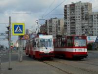 Санкт-Петербург. 71-147К (ЛВС-97К) №1028, ЛВС-86К №1099