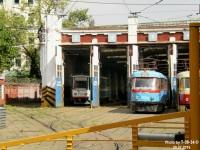 Москва. 71-617 (КТМ-17) №0133, Tatra T3 (двухдверная) №0124