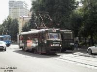 Москва. 71-619К (КТМ-19К) №1291, Tatra T3 (МТТЧ) №1370
