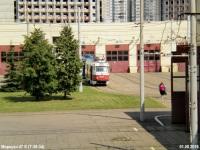 Москва. Tatra T3 (МТТА) №3477