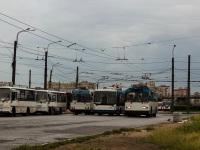 Санкт-Петербург. ВМЗ-170 №1919, ТролЗа-5265.00 №1313, ВМЗ-5298-23 №1797