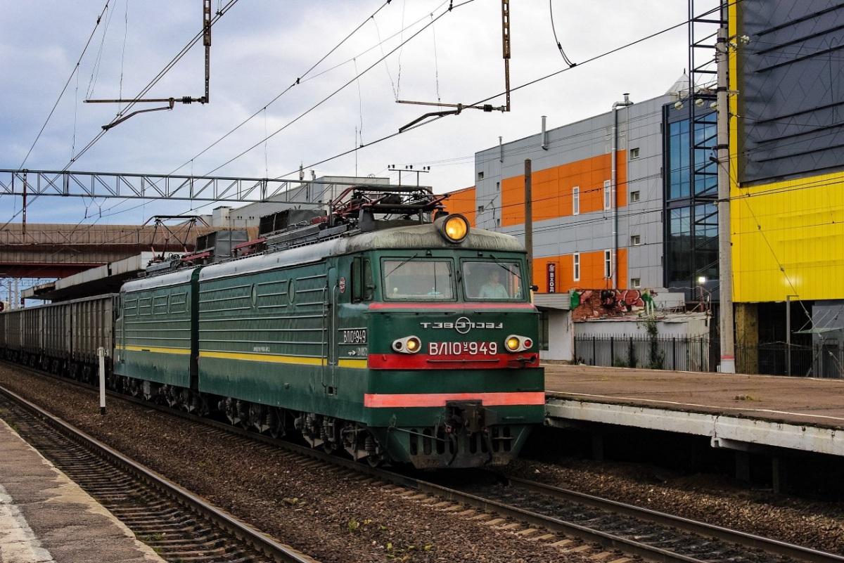 Санкт-Петербург. ВЛ10у-949