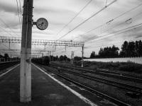 Санкт-Петербург. Станция Рыбацкое
