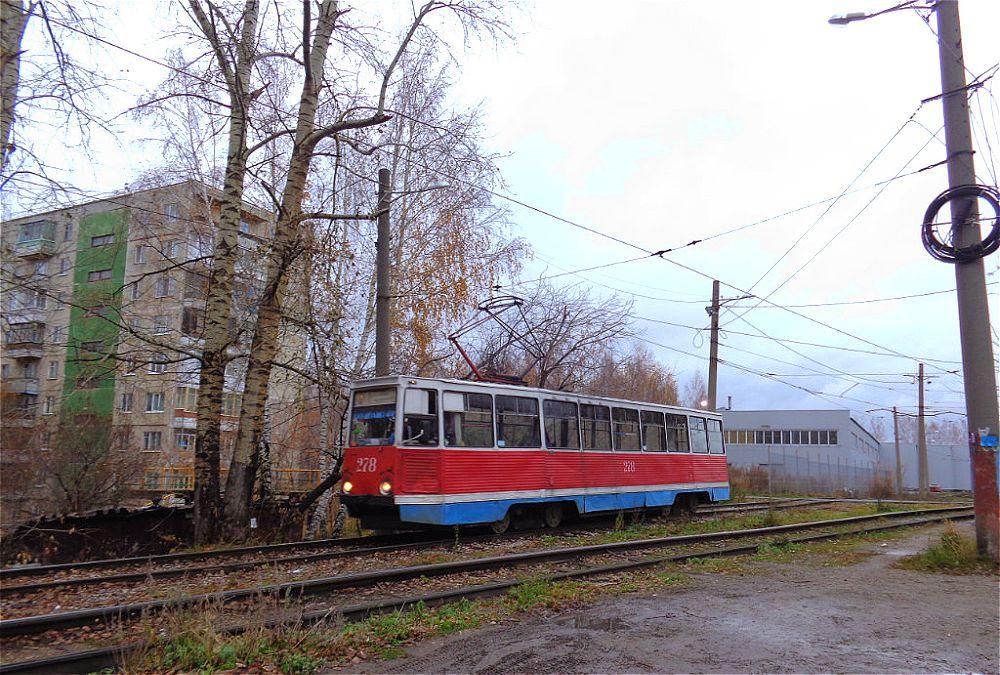 Томск. 71-605 (КТМ-5) №278
