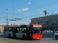 Ростов-на-Дону. Mercedes O405N а568ут