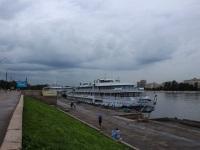 Санкт-Петербург. Трехпалубный теплоход Две столицы проекта 588