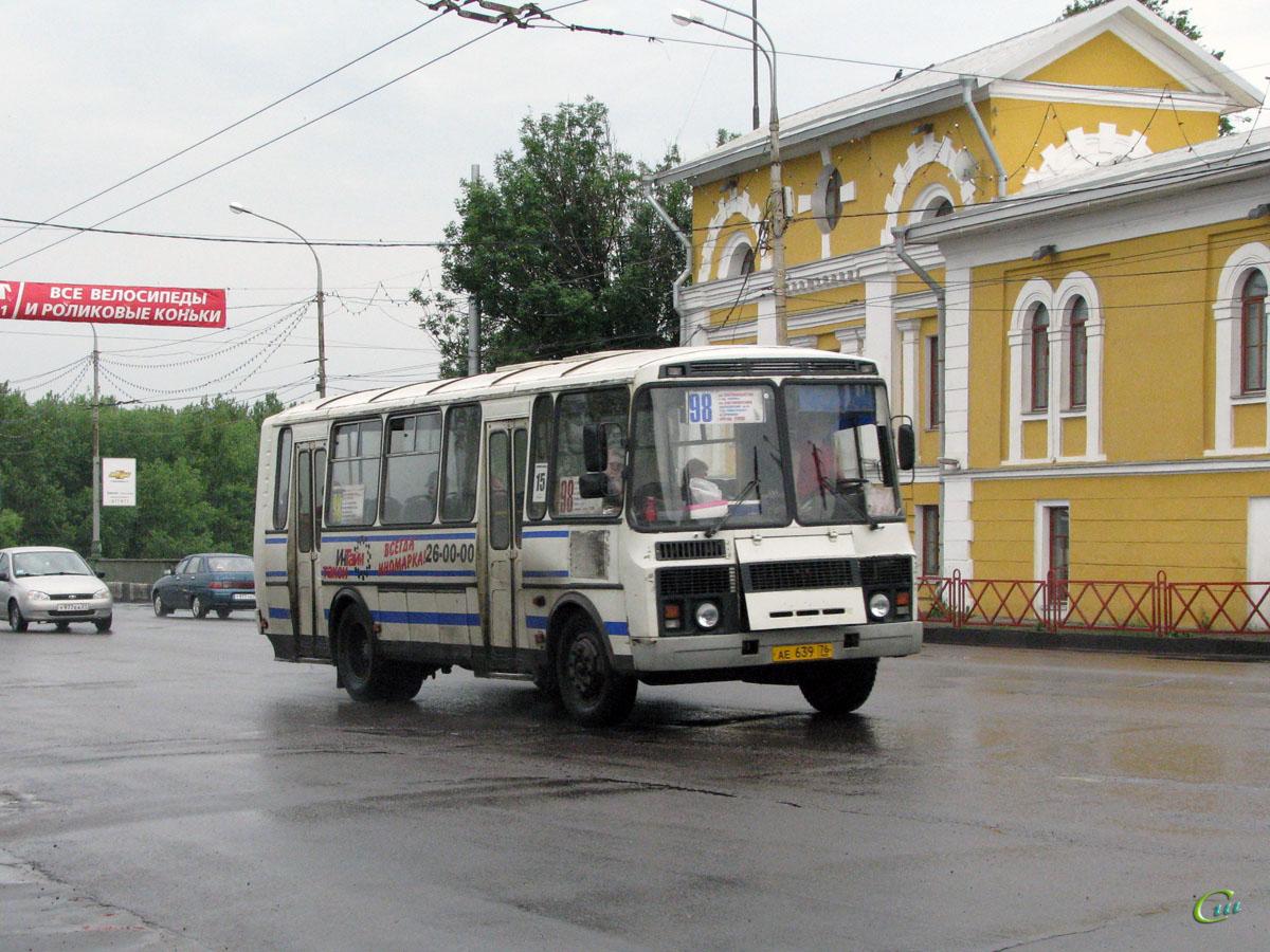 Ярославль. ПАЗ-4234 ае639