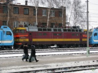 Рязань. ЧС4т-574