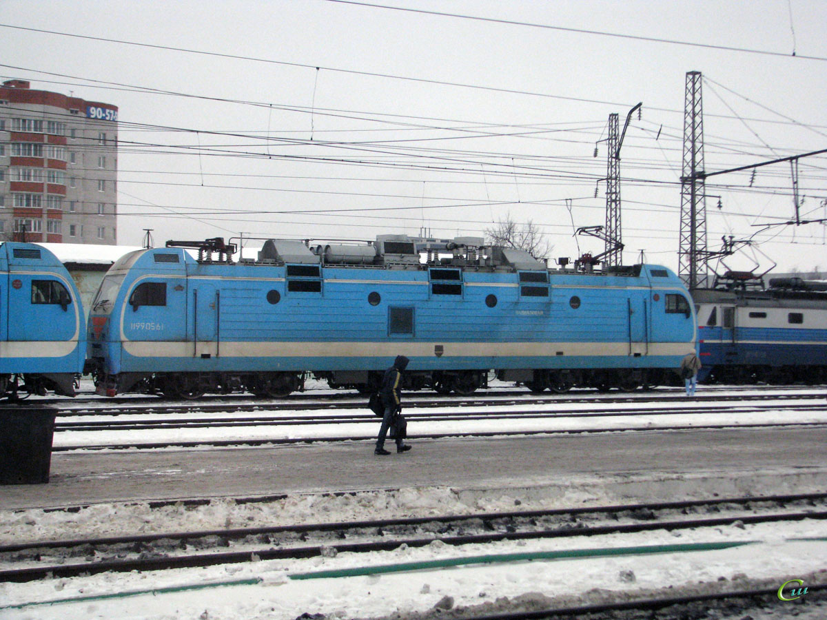 Рязань. ЭП1М-438