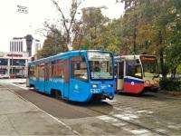 Москва. 71-619А (КТМ-19А) №2161, 71-619К (КТМ-19К) №5367