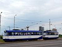 Рига. Tatra T3A №30536