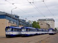 Рига. Tatra T3A №50933