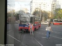Москва. 71-619КТ (КТМ-19КТ) №5411