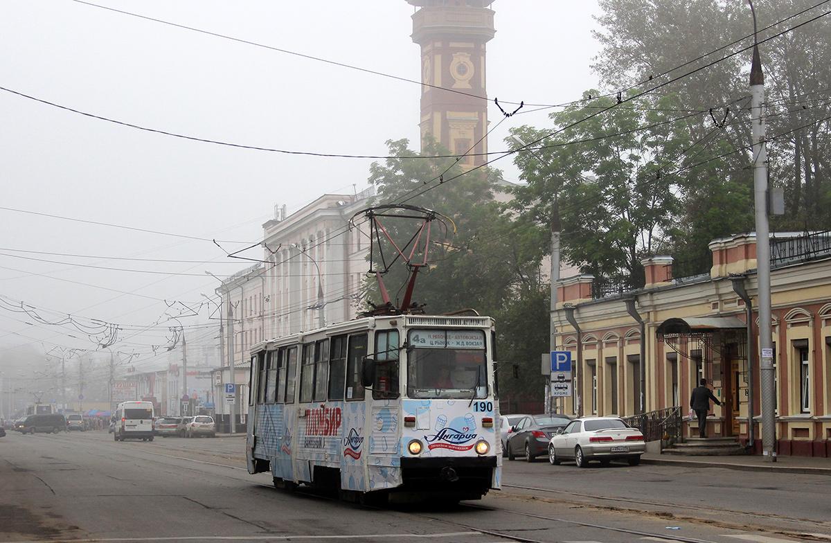 Иркутск. 71-605 (КТМ-5) №190