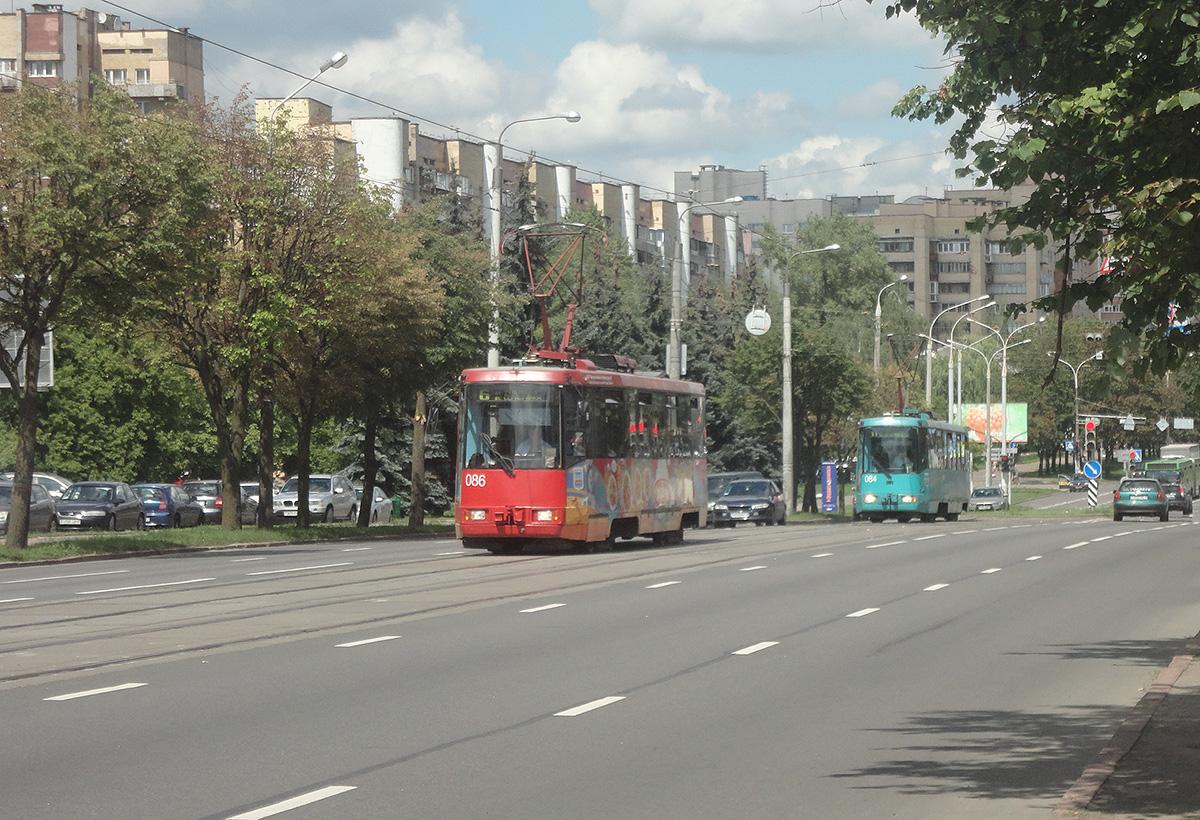 Минск. АКСМ-60102 №084, АКСМ-60102 №086