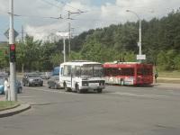 Минск. АКСМ-32102 №5418, ПАЗ-3205 AA0327-7
