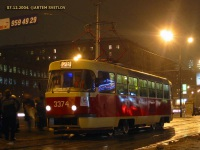 Tatra T3 (МТТЧ) №3374
