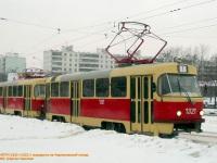 Москва. Tatra T3 (МТТЧ) №1321
