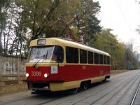 Tatra T3 (МТТЧ) №3398