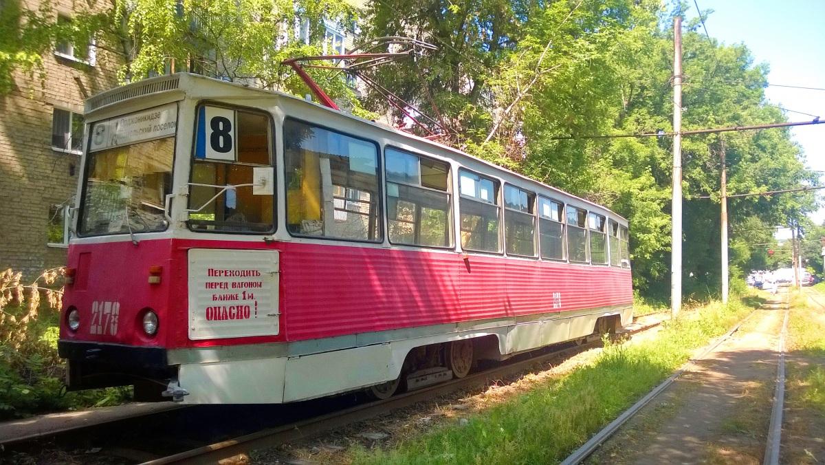 Саратов. 71-605 (КТМ-5) №2178
