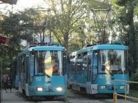 Минск. АКСМ-60102 №152, АКСМ-60102 №162