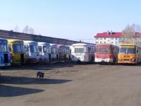 Комсомольск-на-Амуре. ЛиАЗ-677М к996ее, ЛиАЗ-677М 1782ХБХ