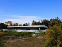 Кириши. Строительство автовокзала