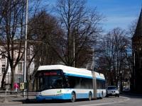 Таллин. Solaris Trollino 18 AC №447