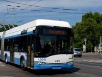 Таллин. Solaris Trollino 18 AC №450